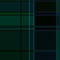 绿色格子纺织底纹图案