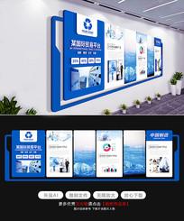 企业文化墙公司宣传栏形象墙