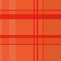 橙色格子布料底纹