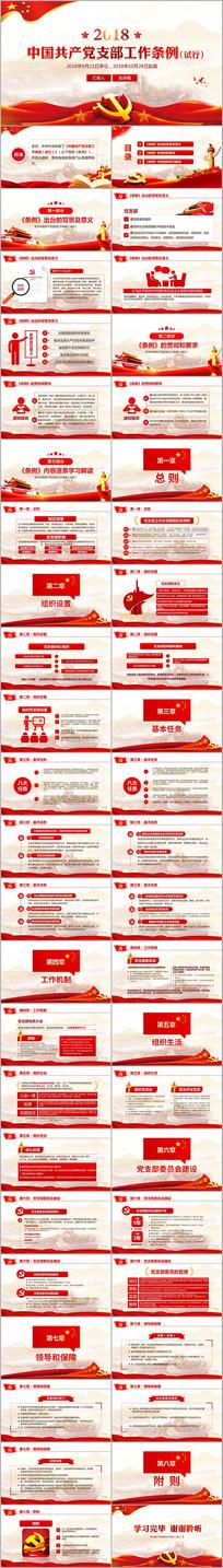 学习中国共产党支部工作条例