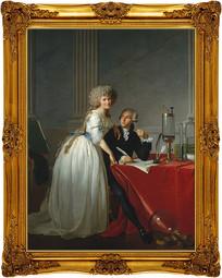 皇家宫廷油画