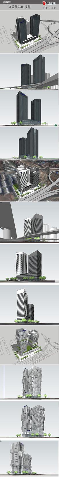 商务大厦建筑设计