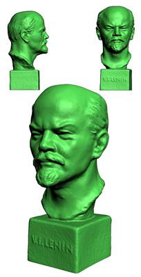 列宁人物头像