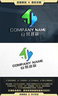 商业服务logo图片