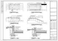 商业种植池 花坛 花池  CAD