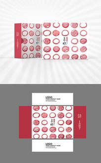 小清新风格包装盒设计