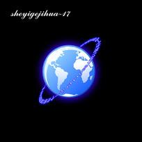 紫光科技地球