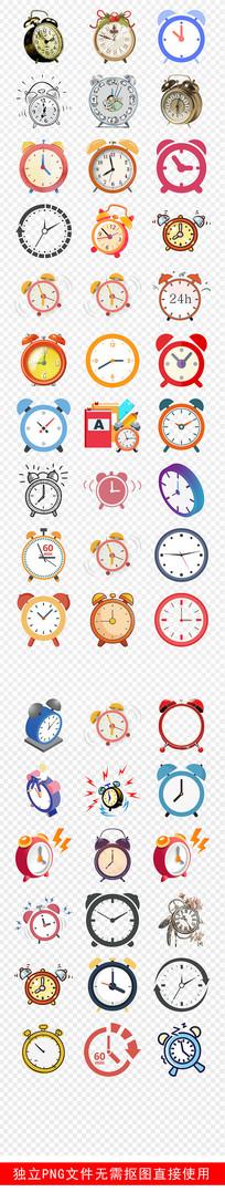 钟表时钟素材PNG
