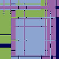 点线面拼接布纹图案素材