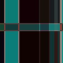 格子花纹纺织布料
