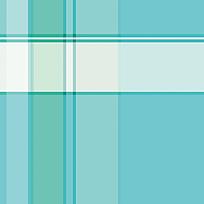 蓝色格子布匹花纹背景
