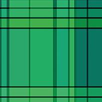 绿色条格底纹纺织图案