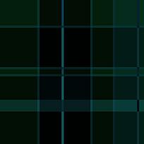 墨绿条格服装布料花纹