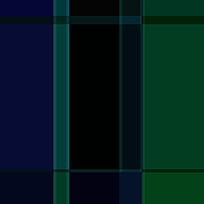 矢量格子数码印花