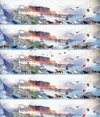 西藏布达拉宫视频