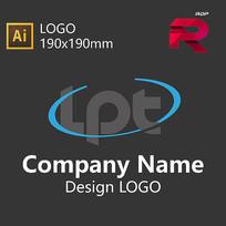 LPT 字母LOGO设计