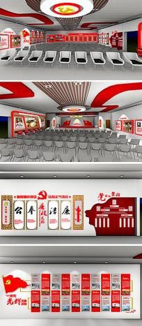 党的文化展厅效果图 JPG