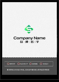 企业标志字母LOGO设计