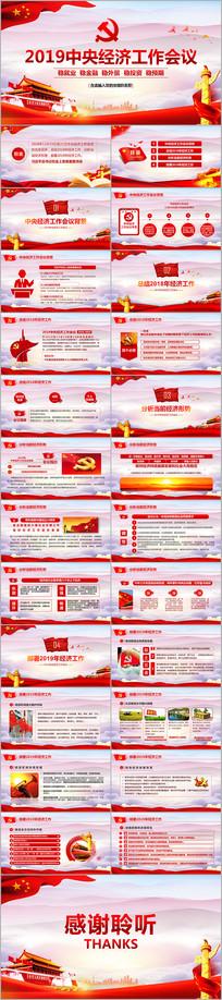 中央经济工作会议七大重点PPT