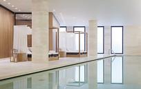 创意家庭式小型泳池