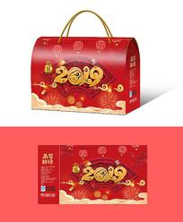 2019礼盒包装设计