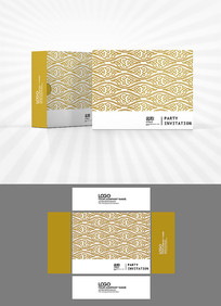 古典图案包装盒设计
