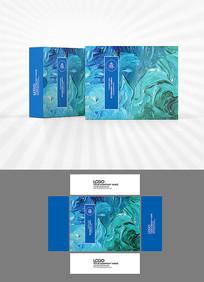 梦幻艺术包装盒设计