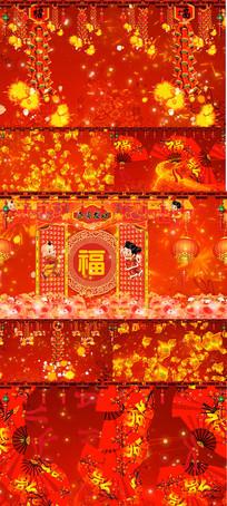 喜庆中国年年会视频