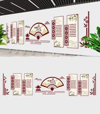 古典村规民约文化墙