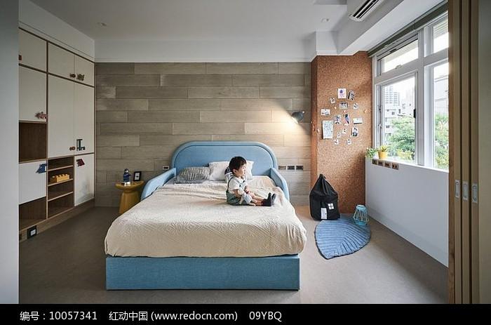 极简风格室内卧室图片