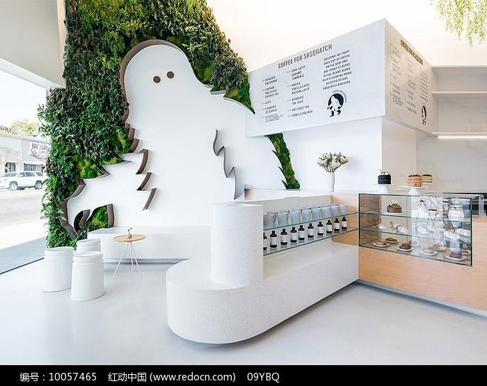 极简主题餐厅图片