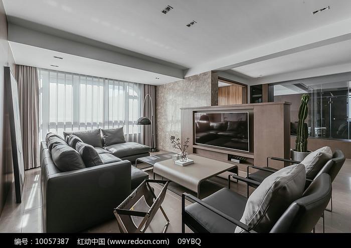 现代风格雅致客厅图片