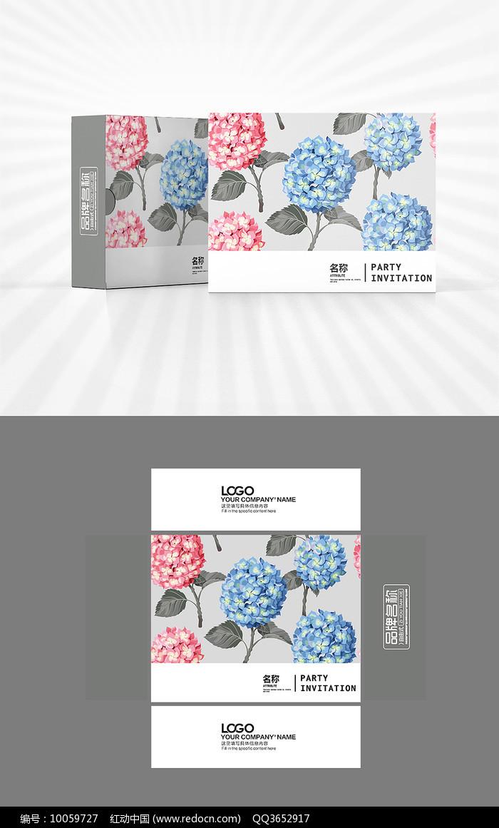 新中式包装盒设计图片