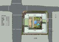 商业住宅设计平面图