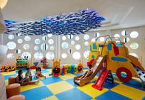 儿童游戏空间室内设计