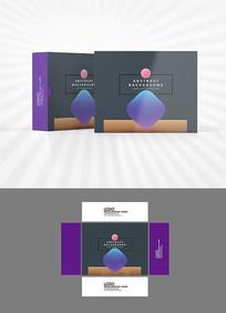 前卫科技包装盒设计