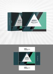 三角形科技包装盒设计