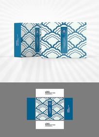 新中式祥云包装设计