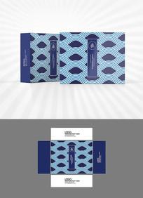 中国风祥云包装设计
