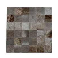仿地砖毛绒地毯意向