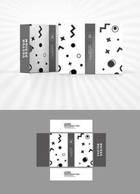 符号图案包装盒设计