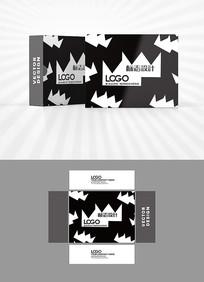 皇冠元素包装盒设计