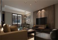 酒店别墅套房室内设计