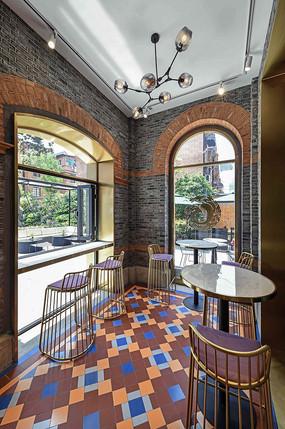 咖啡厅室内设计