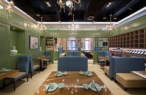 中餐厅室内设计