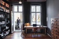 老房改造公寓室内意向图
