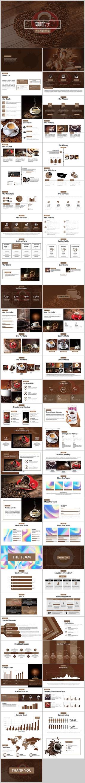 西餐厅咖啡下午茶咖啡厅PPT