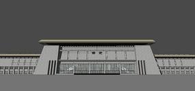 保定火车站建筑