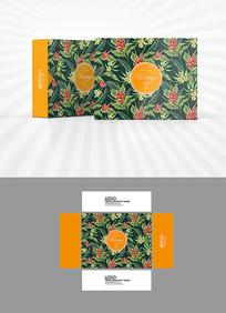 枝繁叶茂包装盒设计