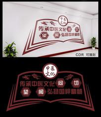 古典中医文化墙